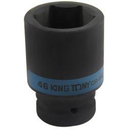 Soquete de Impacto Longo 46 mm x 1 Pol.