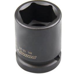 Soquete Sextavado de Impacto 21 mm com Encaixe 1/2 Pol.