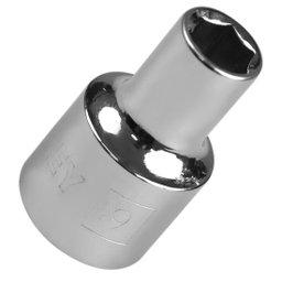 Soquete Sextavado de  9 mm 1/2 Pol.