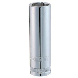 Soquete Sextavado Longo 15mm com Encaixe de 1/2 Pol.