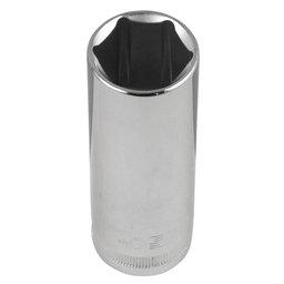 Soquete Sextavado Longo de 21mm com Encaixe de 1/2 Pol.