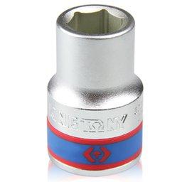 Soquete Sextavado de 17 mm com Encaixe de 3/4 Pol
