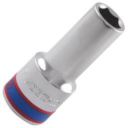 Soquete Sextavado Longo com Encaixe 3/4 Pol. - 17mm