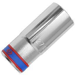 Soquete Sextavado Longo com Encaixe de 3/4 Pol. 27mm