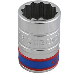 Soquete Estriado 26mm com Encaixe de 3/4 Pol.