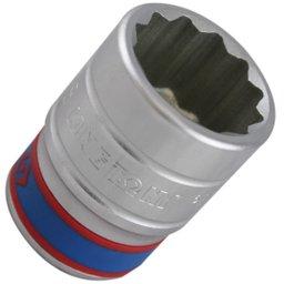 Soquete Estriado 3/4 Polegada 28mm