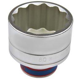Soquete Estriado 3/4 Pol de 60 mm