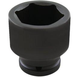 Soquete de Impacto Sextavado 41mm com Encaixe de 3/4 Pol.