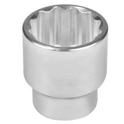 Soquete Estriado de com Encaixe de 3/4 Pol - 1.3/4 mm