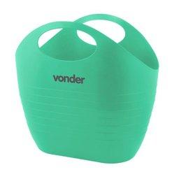 Bolsa Plástica Multiuso 8,5 Litros Verde