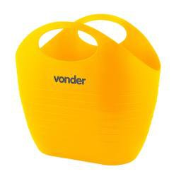Bolsa Plástica Multiuso 20 Litros Amarela