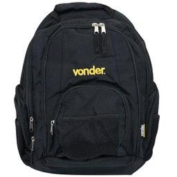 Mochila Vonder com 11 Bolsos