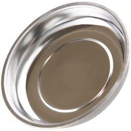 Prato Magnético de Aço Inox 10 cm