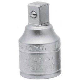 Adaptador 3/4 pol. para 1/2 pol. - Gedore