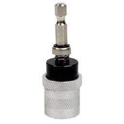 Adaptador Magnético Hexagonal 1/4 Pol.