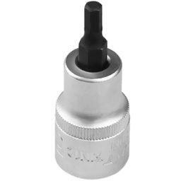 Chave Soquete Hexagonal Encaixe de 1/2 Pol. - 5mm