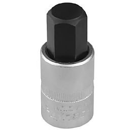 Chave Soquete Hexagonal Encaixe de 1/2 Pol. - 17mm