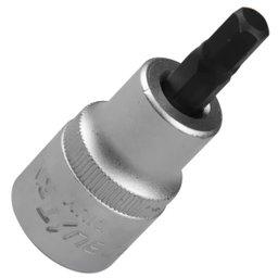 Chave Soquete Hexagonal Encaixe de 1/2 pol. - 7mm