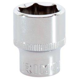 Soquete Sextavado Cr-V de 12mm com Encaixe de 3/8 Pol.