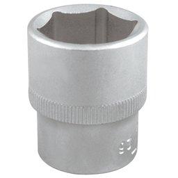 Soquete Sextavado 6mm com Encaixe de 1/4 Pol.