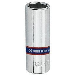 Soquete Sextavado Longo de 9mm com Encaixe de 1/4 Pol.