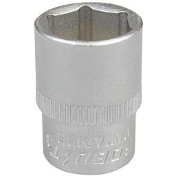 Soquete Sextavado CR-V com Encaixe de 1/4 Pol. 13mm