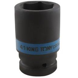 Soquete Sextavado de Impacto Longo com Encaixe de 1 Pol. - 41 mm