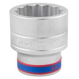 Soquete Estriado Curto de 50mm com Encaixe de 1 Pol.