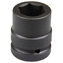 Soquete Sextavado Curto 30 mm 1 Pol.