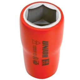 Soquete Sextavado Isolado 27mm com Encaixe 1/2 Pol.