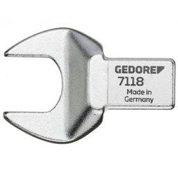 Cabeça Intercambiável Chave Fixa 19mm com Encaixe 14 x 18 mm