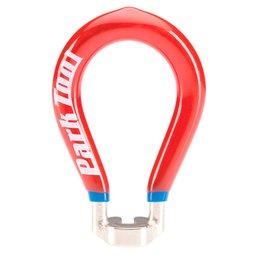 Chave de Raio Vermelha 3,45mm para Bicicleta