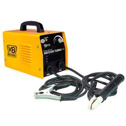 Máquina Transformadora de Solda Elétrica 200A 110V
