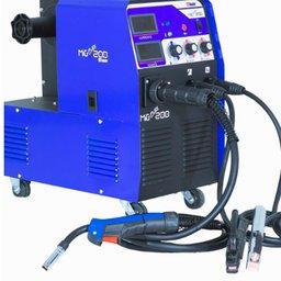 Maquina de Solda Inversora MigFlex 200 A 220 V