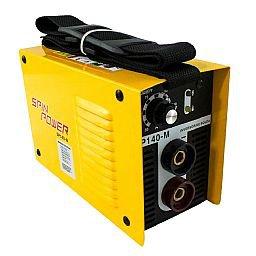 Máquina Inversora de Solda 140A 220V Spin Power SP140M