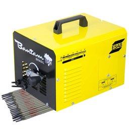 Kit Máquina de Solda Esab 0406680 + 3 x Eletrodos Titanium 4870