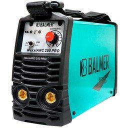 Máquina de Solda Inversora ER e TIG (DC) MaxxiARC 250 PRO 10 a 200A 220V