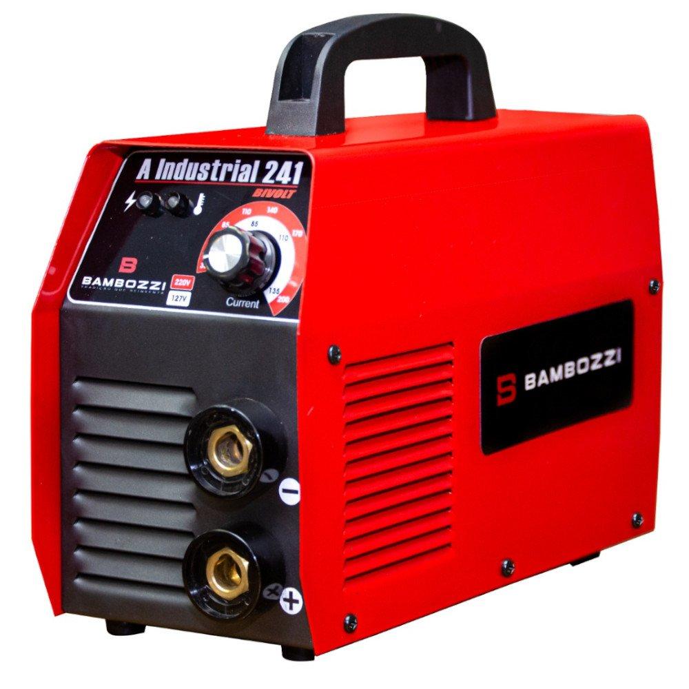 Máquina Inversora de Solda 200A Bivolt
