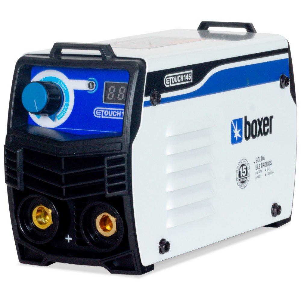 Máquina de Solda Inversora Touch 145 140A