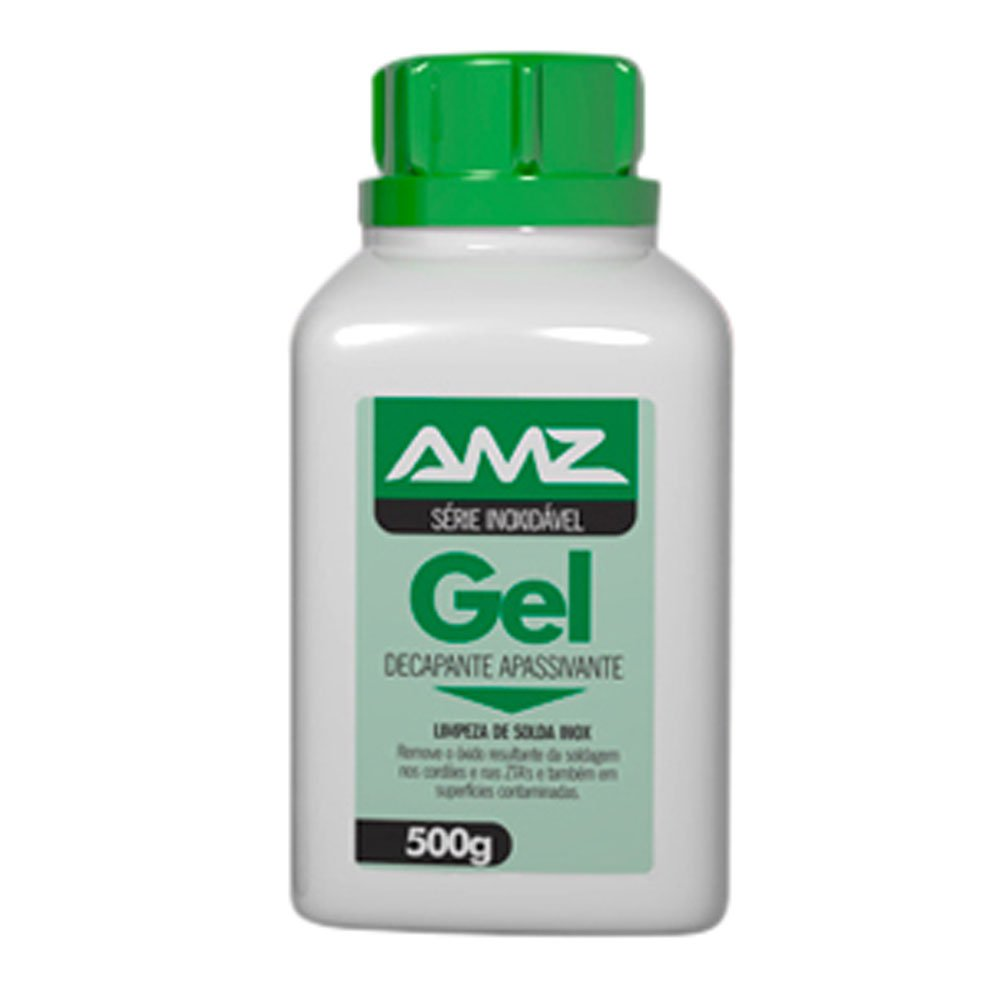 Gel Decapante e Apassivante 0.5 Kg