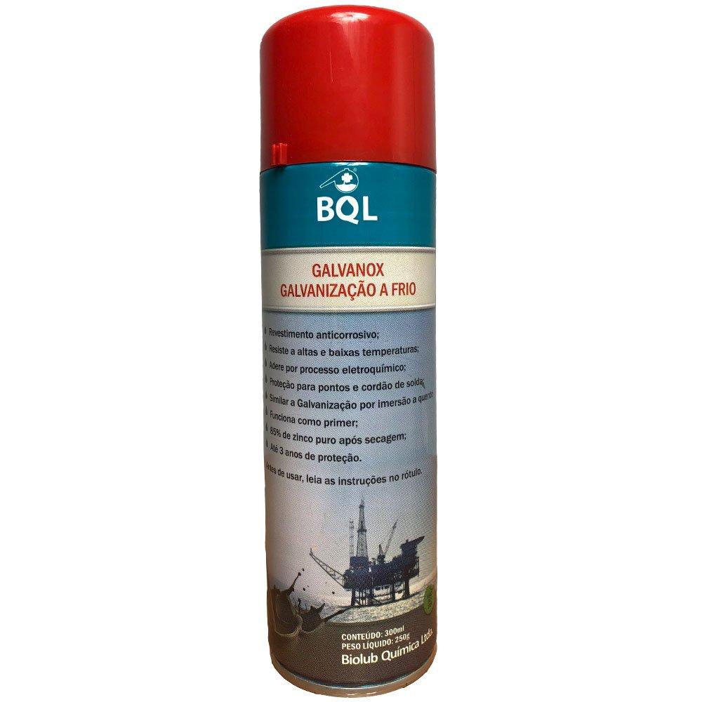 Galvanização a Frio Galvanox Spray