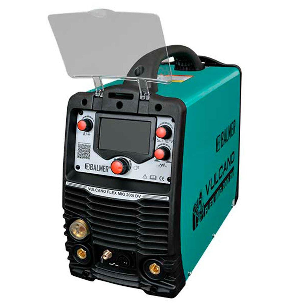 Máquina de Solda Inversora 200A Bivolt Vulcano FLEX MIG 200i DC