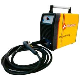 Máquina de Corte Plasma 70A 220/380/440V MegaMax 70