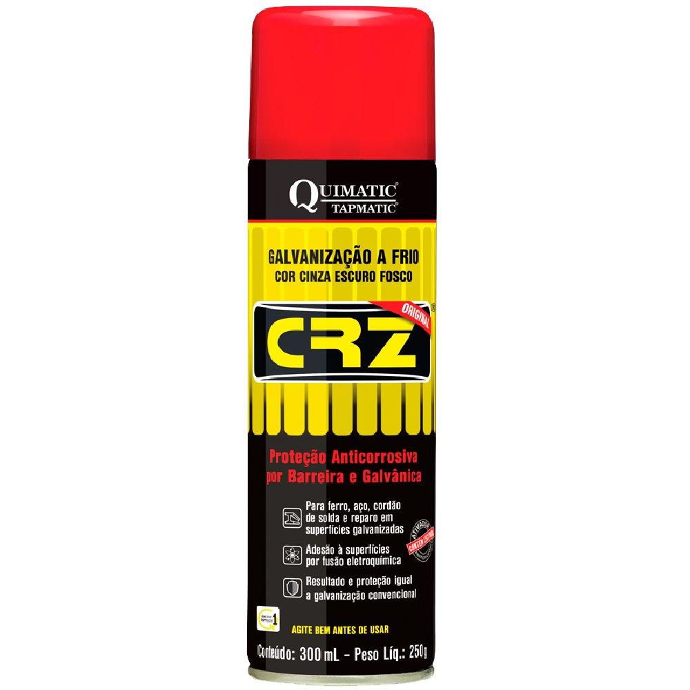 Spray Galvanização a Frio CRZ 300ml