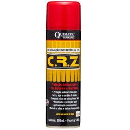 Spray Galvanização 300ml a Frio CRZ