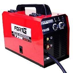 Máquina de Solda Multifuncional MIG140i MMA e MIG/MAG com e sem Gás 220V