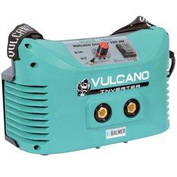 Maquina de Solda Vulcano Inverter para Eletrodo Revestido e TIG 110/220V