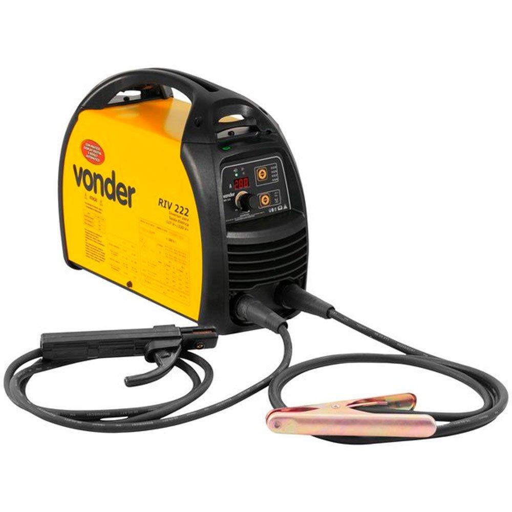 Retificador Inversor RIV222 200 Amperes Bivolt