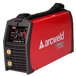 Máquina Inversora de Solda TIG 200A 220V Arcweld 200I-ST