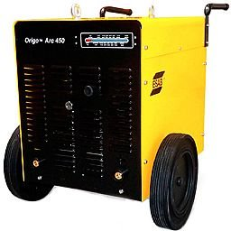Máquina de Solda Retificadora Origo Arc 450 A